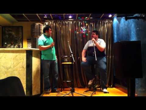 sergi y miguel karaoke