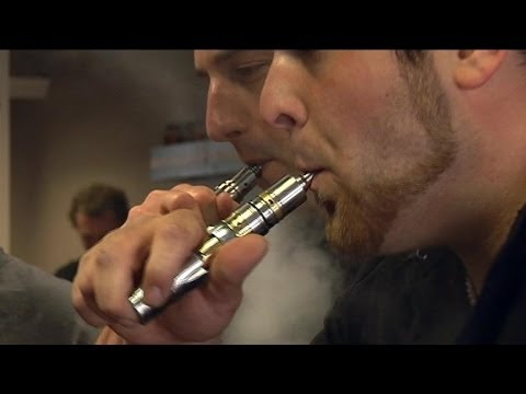 Should children be allowed in e-cigarette stores?