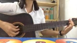 Ô Mê Ly - Guitar Cover