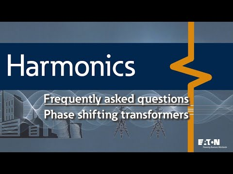 3 - Harmonic system solutions - how can I eliminate or cancel harmonics with phase shifting transfor