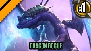 Day[9] HearthStone Decktacular #288 - Dragon Rogue P1