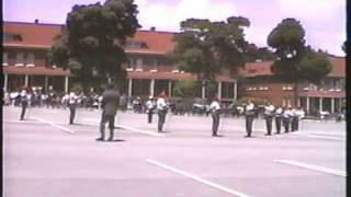 Lincoln High School (SF) 1988 JROTC Boys Drill Team 91st Competition