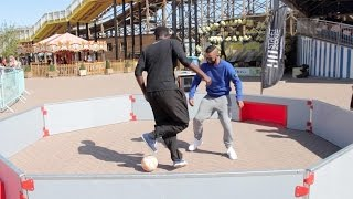 Dreamland Margate | Street Football & Panna | YO STREET ZONE