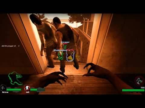 """Left 4 Dead 2 - Rayman Mod - """"Hunting Party"""""""