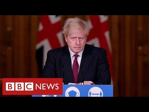 "New coronavirus strain ""may be more deadly"" says Boris Johnson - BBC News"