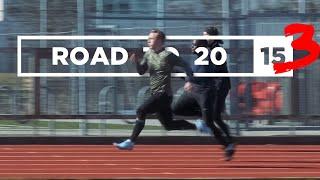 March & April Sprint Training Recap | Road To 20 ³ #15