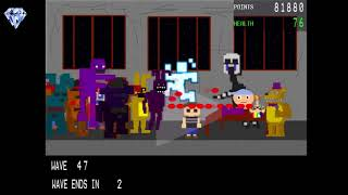 - FNAF Tower Defense Защита ФНАФ