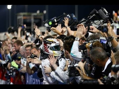 Lewis Hamilton eases to victory in China GP for Mercedes
