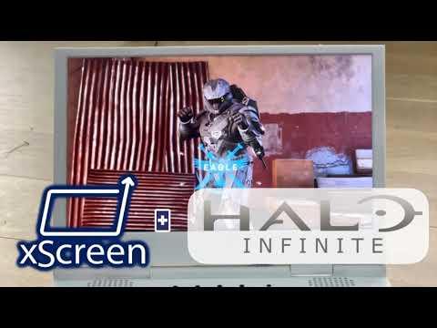 Как выглядит бета-версия Halo Infinite на xScreen