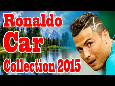 Amazing Cristiano Ronaldo CR7 Car Collection 2015