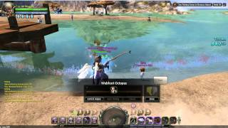 Dragon Nest [NA] Deep Sea Fishing Event on Lunar Knight
