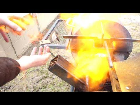 Failed Experiments with a Rocket Stove
