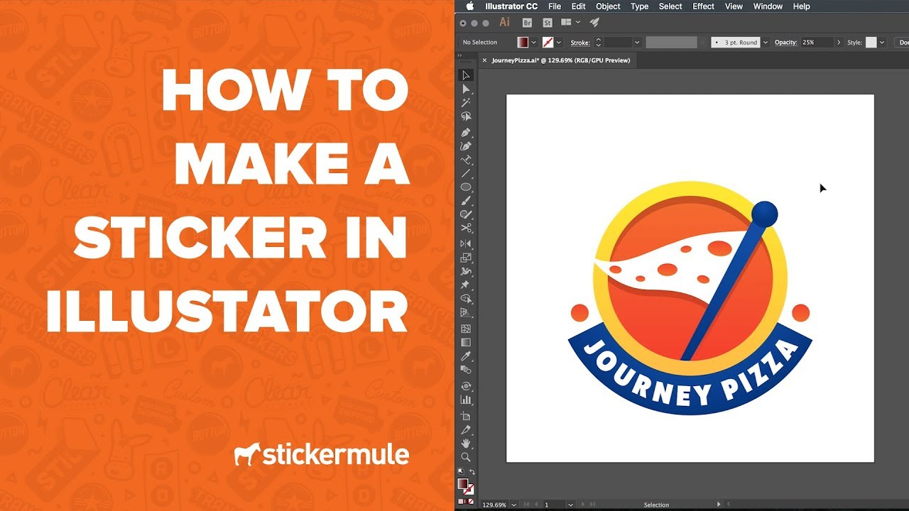 3d Sticker Logo Maker