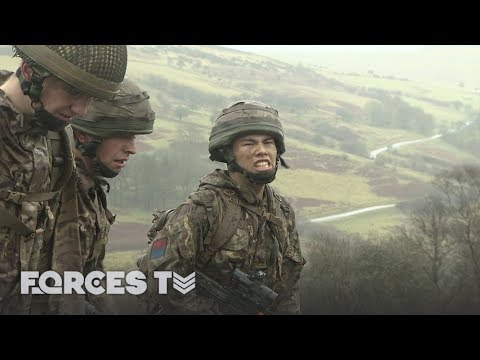 What It Takes To Become A Leader In The British Army | Forces TV