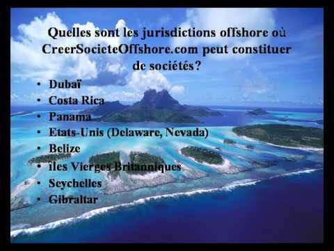 Creer Societe Offshore