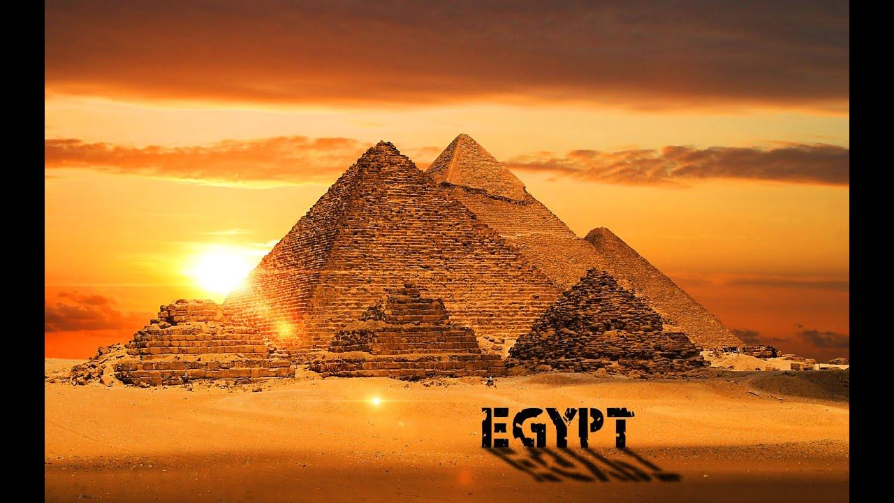 Egyptian Pyramids - YouTube