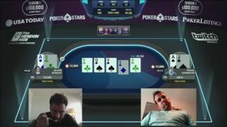 Highlights: GPL Week 14 - Americas Heads-Up - Pascal Lefrancois vs. Olivier Busquet - W14M167