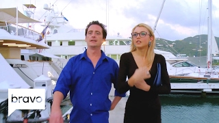 Watch Jennice Falls for Kelley | Below Deck Videos