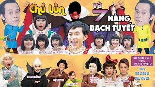Liveshow Hài Hoài Linh Chú Lùn Và Bảy Nàng Bạch Tuyết