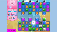 Candy Crush Saga Level 3212 NO BOOSTERS Cookie