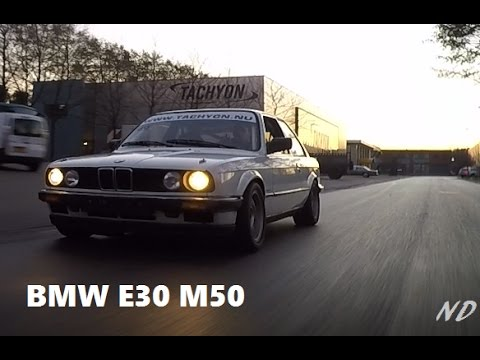 Random E30 drift fun - BMW E30 M50