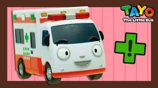 Tayo Alice the Ambulance l What does ambulace do? l Tayo Job Adventure l Tayo the Little Bus