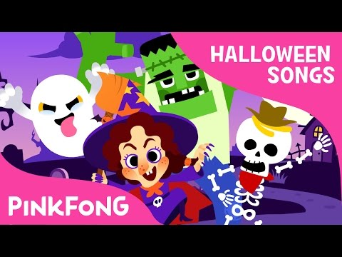 Guess Who?   Halloween Songs   PINKFONG Songs for Children