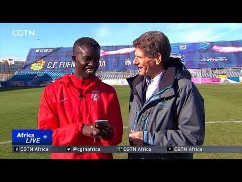 Ex-Ghana player leads backroom staff at Spanish Segunda B side