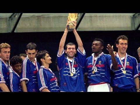 Parcours quipe de france 1998 tous les buts youtube - Tous les buts coupe du monde 1998 ...