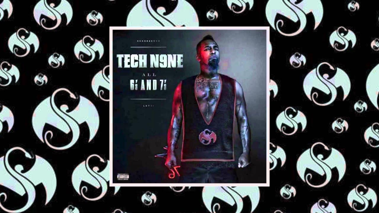 Tech N9ne - Worldwide Choppers (Feat. Busta Rhymes,  Yelawolf, Twisted Insane...) | OFFICIAL AUDIO
