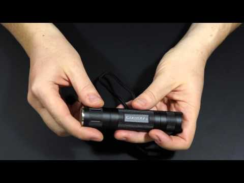 LED Taschenlampe CONVOY S3 (Low Budget Tipp) | EDC Gear Flashlight