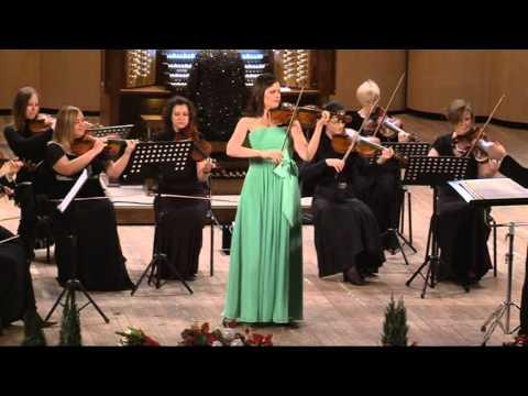 Vivaldi: Winter - Maria Lazareva