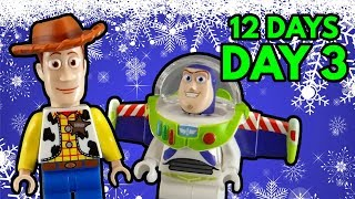 LEGO Toy Story 12 Days of Christmas Day 3
