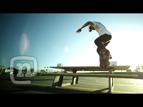 Pro Skateboarder Paul RodriguezThe Way Up, presented by Target