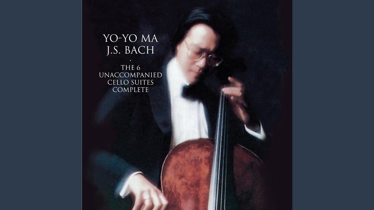 unaccompanied cello suite no. 1 in g major bwv 1007 courante