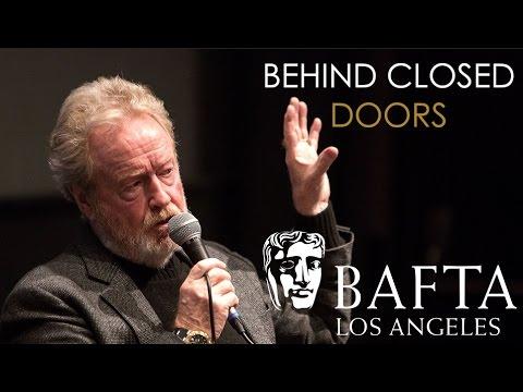 Sir Ridley Scott on His Favorite Movies - BAFTA LA Behind Closed Doors