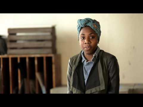 Randi Bellamy // Visionary Woman Scholar