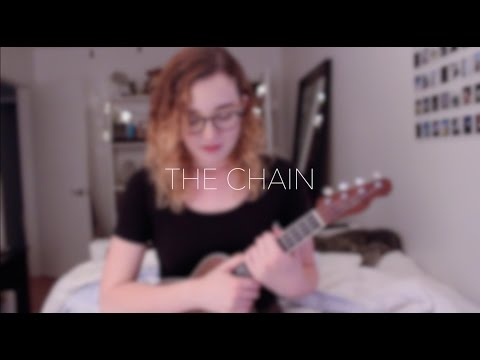 The Chain - Ingrid Michaelson // Ukulele Cover //