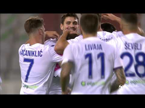 Hajduk Split Gorica Goals And Highlights