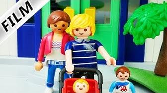 Playmobil Film deutsch PAPAS DOPPELLEBEN Hat Martin Vogel eine andere Familie? Serie Familie Vogel
