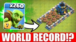 NEW WORLD RECORD ATTEMPT!!.....CAN IT BE DONE!? - Clash Of Clans