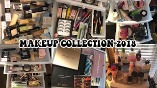 14 YEAR OLD MAKEUP COLLECTION 2018