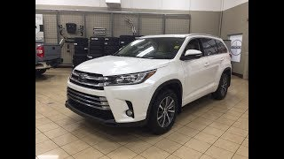 2018 Toyota Highlander XLE Review