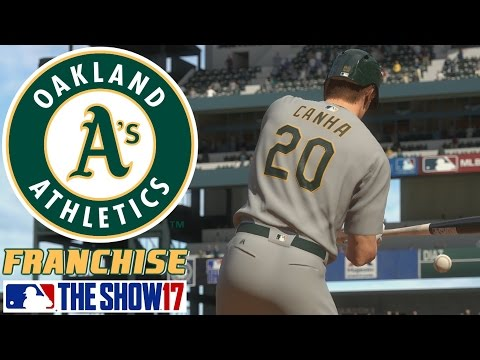 End of the Season/OFFSEASON - MLB The Show 17 - Franchise Mode - Oakland ep. 6