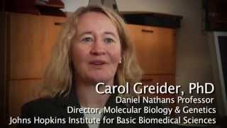FINITI™ Nobel Prize Discovery of Telomere & Telomerase by Dr Carol Greider  (English)