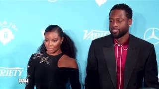 GABRIELLE UNION IS THANKFUL FOR DWYANE WADE'S BOOTY
