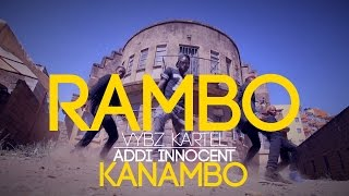 VYBZ KARTEL-RAMBO KANAMBO (OFFICIAL VIDEO) FT FREDDY MILANYA