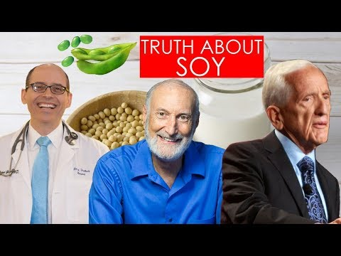 SOY | HEALTHY OR HARMFUL?