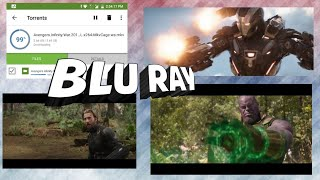 Avengers Infinity War Blu Ray torrent download (link in description)