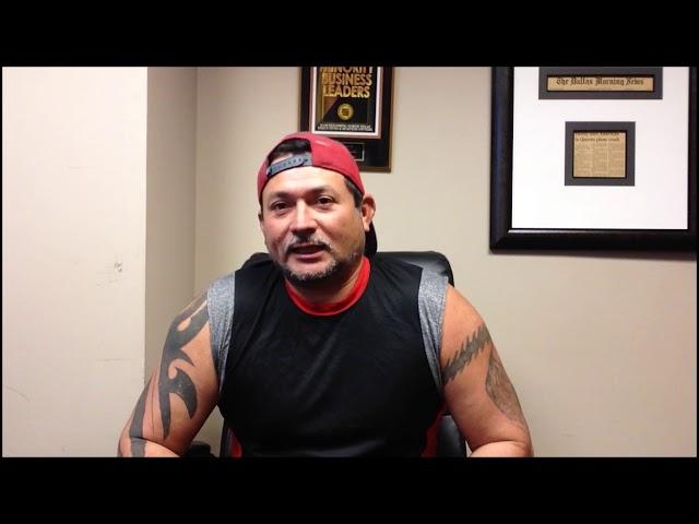Miguel Gomez - Recomendación de Cliente para Angel Reyes